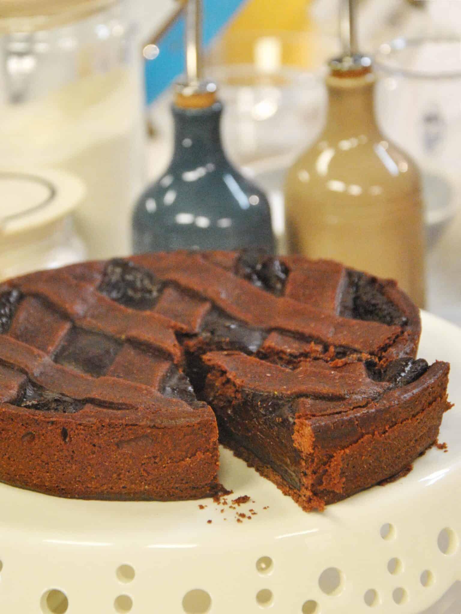 Crostata al cioccolato di Knam_def
