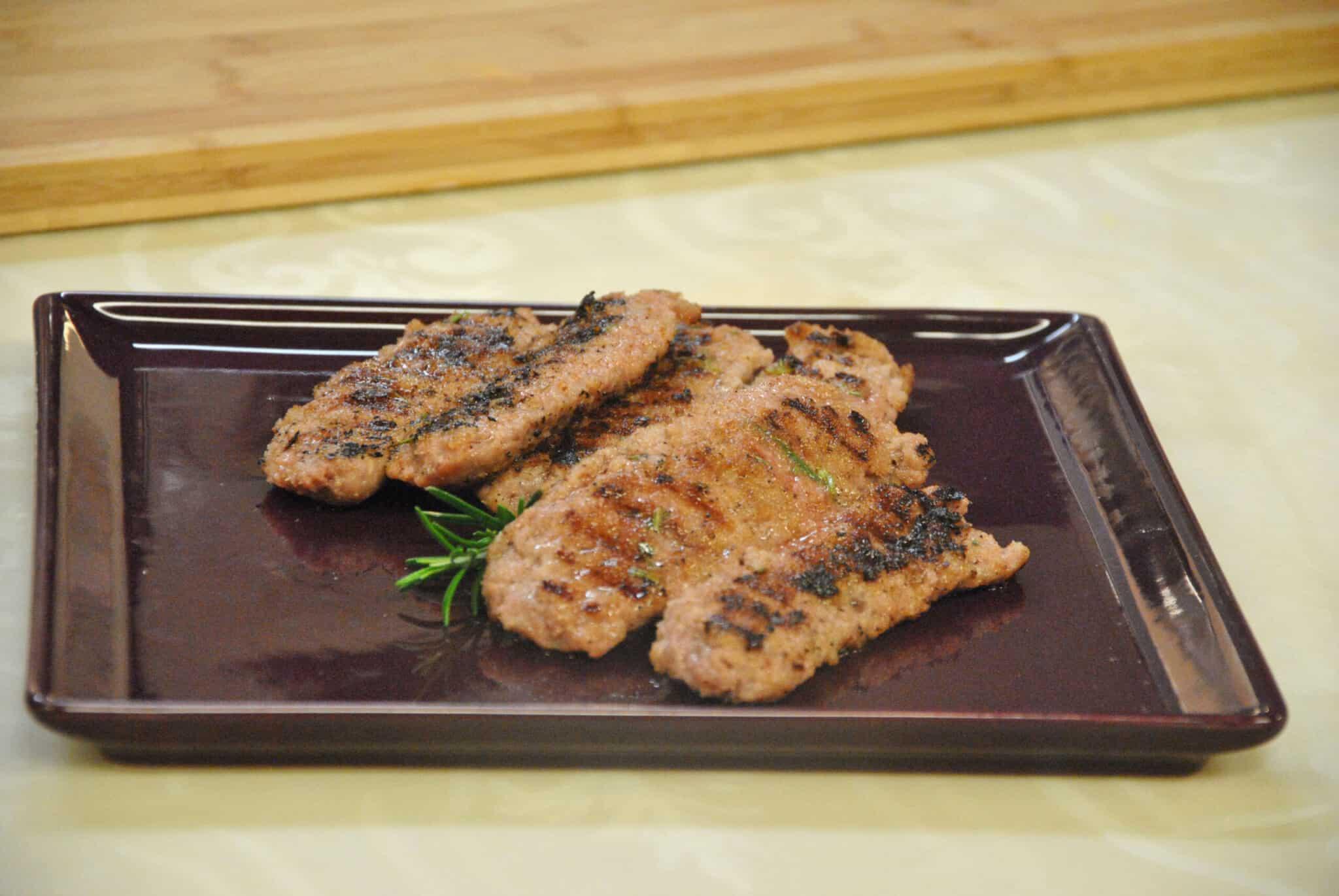 Salamella impanata