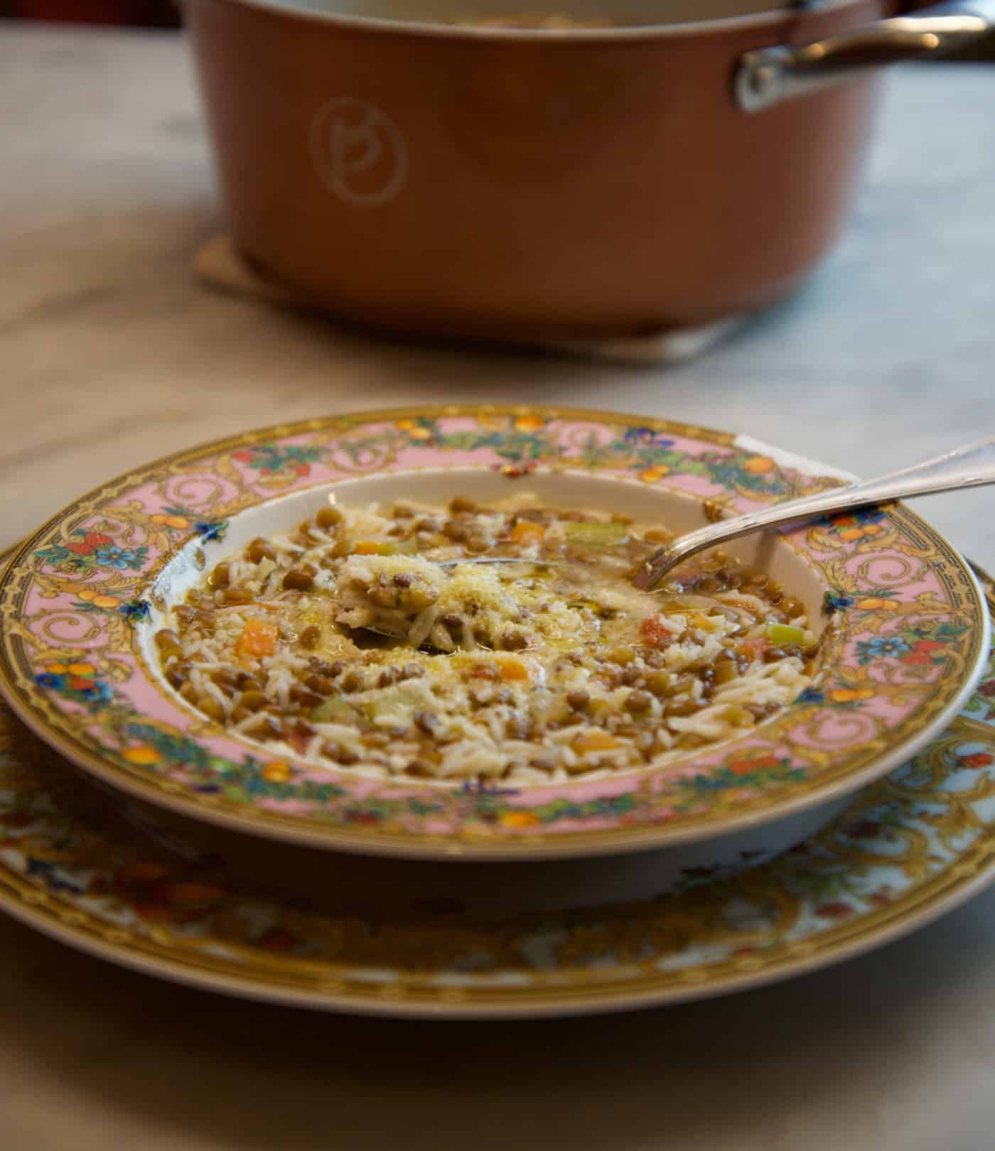 zuppa-di-lenticchie-e-riso-basmati